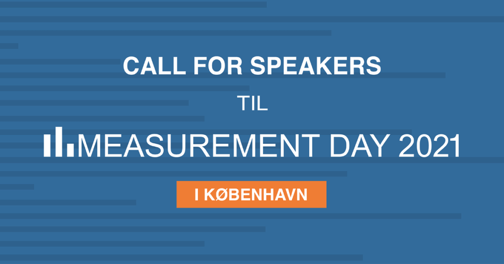 Call for Speakers 2021